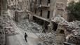 Al menos 19 muertos y m�s de 80 heridos por disparos de la artiller�a rebelde en Alepo