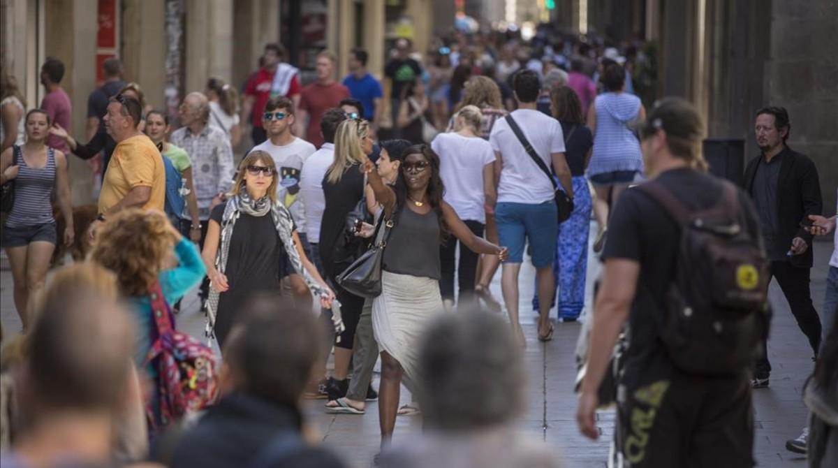El plan especial de alojamiento de barcelona suma 130 Alojamiento barcelona