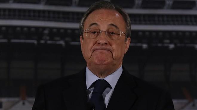 """Florentino: """"Benítez és la solució, no el problema"""""""