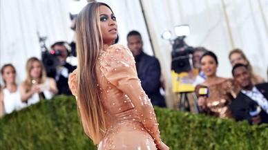 Beyoncé, la cap de tot això