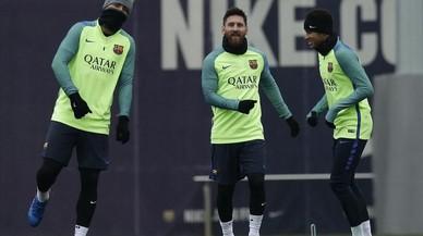 Luis Enrique manté Aleix Vidal i recupera Mascherano en la llista contra la Reial