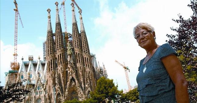 Mar�a Teresa Menero: �Nadie tiene a Gaud�