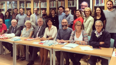 Movilización de escritores por el bloqueo de cuentas de la Institució de les Lletres Catalanes