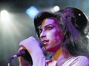 Amy Winehouse, en laVolkshaus de Z�rich, en octubre del 2007.