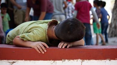 Els refugiats a Grècia no aguantaran sis mesos més