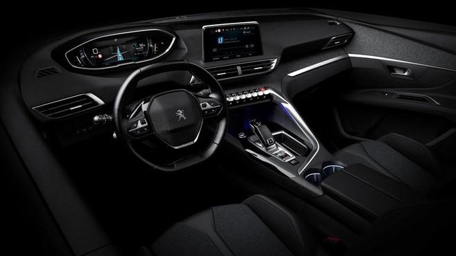 El nuevo i-cockpit de Peugeot.