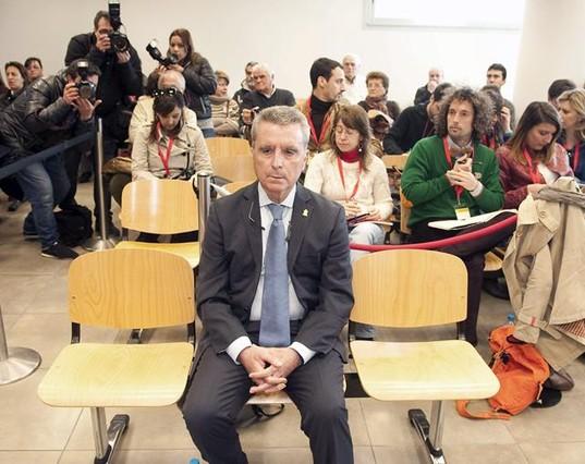 Ortega Cano, condenado a dos años y seis meses de cárcel
