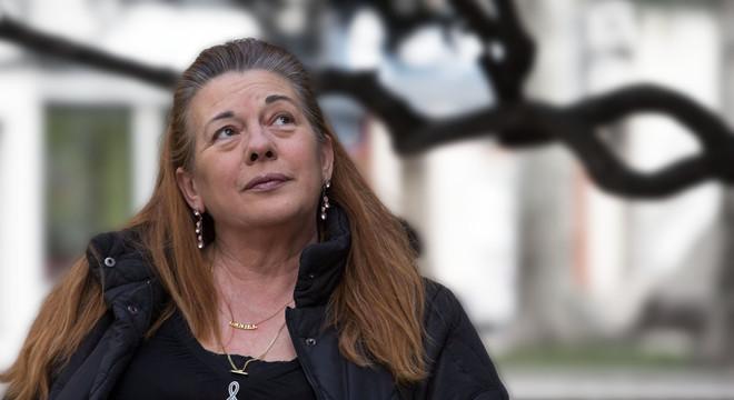 """Pilar Manjón, a Hollande: """"En nom del meu fill li dic no a la guerra, un altre món és possible"""""""