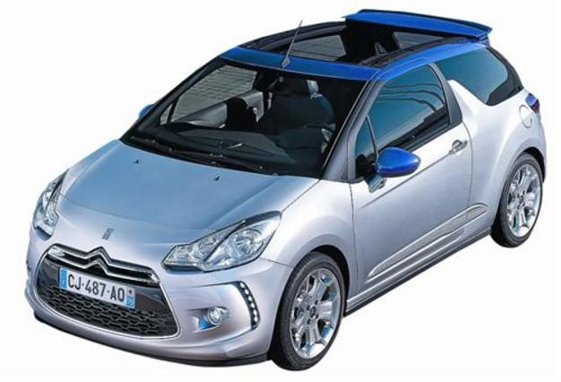 Sorteo de un Citroën DS3 Cabrio