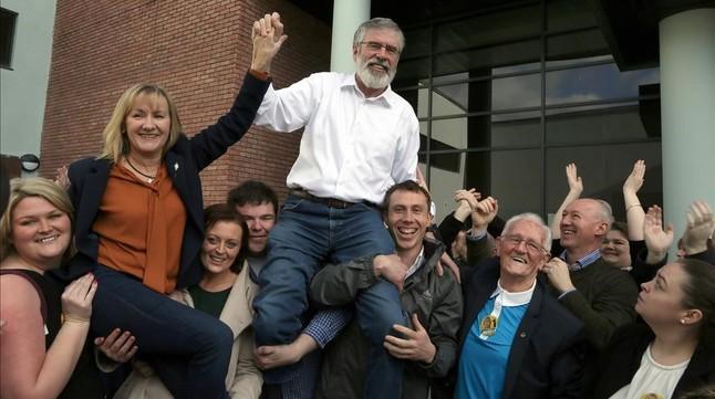 Durísimo castigo de los irlandeses a la política de austeridad de la coalición gubernamental