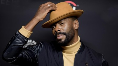 El actor Colman Domingo interpreta el personaje de Victor Strand, en la serie 'Fear the walking dead'.