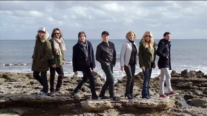 La Sexta estrena un 'docu-reality' musical amb set cantants espanyols