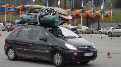 Modificar la carrocer�a del veh�culo incorporando bacas o portaequipajes afecta enormemente al consumo de combustible