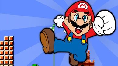 Cinco horas con Súper Mario