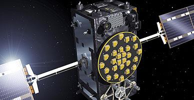 Detectadas anomal�as en la �rbita de los dos sat�lites de Galileo reci�n lanzados