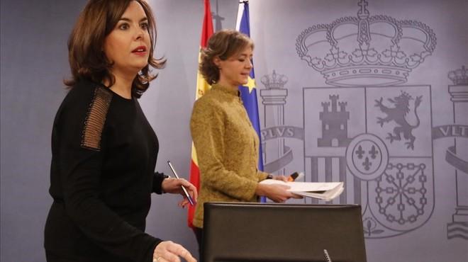 El Govern central també estudiarà les competències de la nova Conselleria d'Exteriors