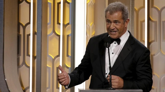 fimedio32369589 presenter mel gibson speaks at the 73rd golden glo160115201355