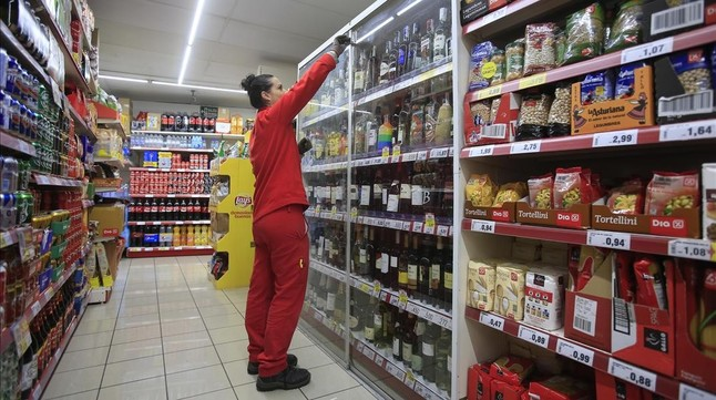 Així et vigilen els supermercats