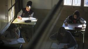competencias basicas de cuarto de ESO en el Institut Lluis Vives
