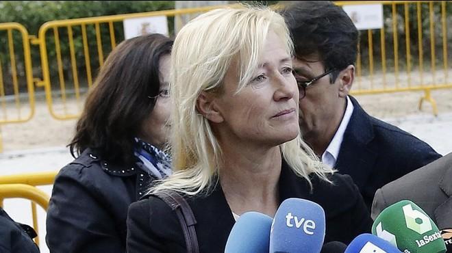 Ana Duato va pagar 970.000 euros a Hisenda al febrer després d'una inspecció