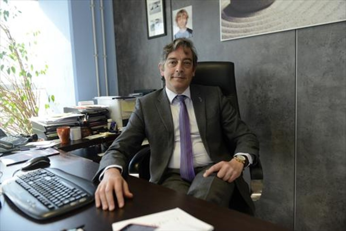 Desinversión 8 Carlos Buesa, uno de los fundadores de Oryzon.