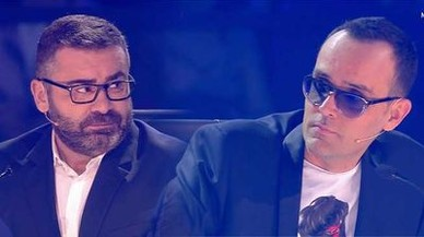 La picabaralla de Risto i Jorge Javier a 'Got talent'