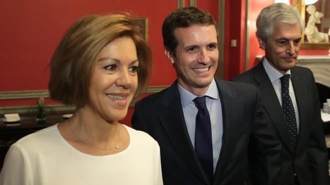 pablo casado comparece crisis reunión cospedal-villarejo directo