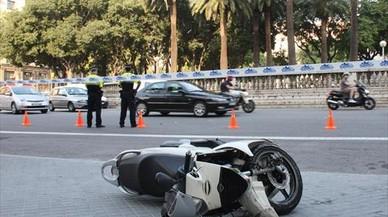 Alarmante siniestralidad en las motos