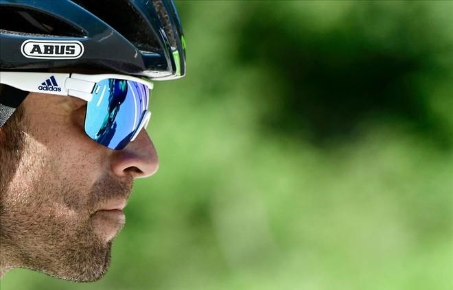Alejandro Valverde, durante el reciente Critériun del Dauphiné.