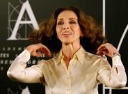 Ana Belén, en la sede madrileña de la Academia de Cine, donde ha mantenido un encuetro con la prensa.