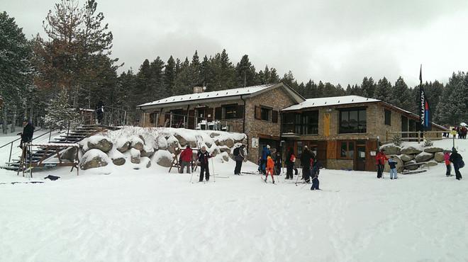 La temporada d'esquí nòrdic per fi s'anima