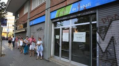 Los españoles lideran la búsqueda de otro empleo