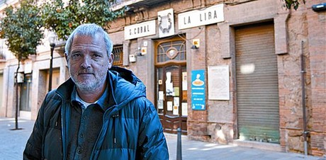 Jordi Rebellón: «Sant Andreu ha sido una gran cantera de actores»