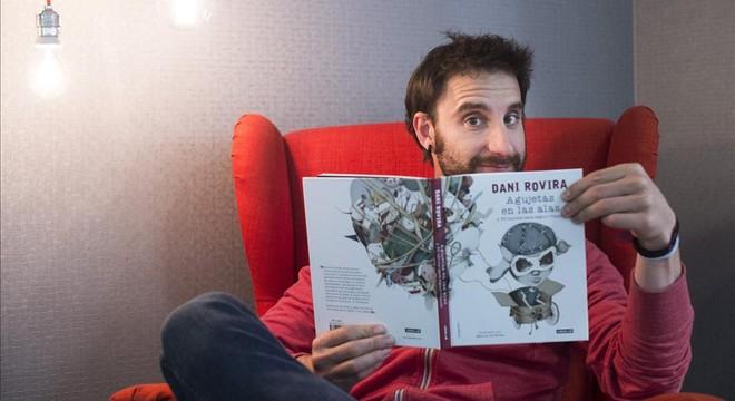 Dani Rovira reuneix 88 microcontes en un llibre