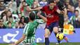 L'Osasuna va voler comprar el Betis a través de dos dels seus jugadors