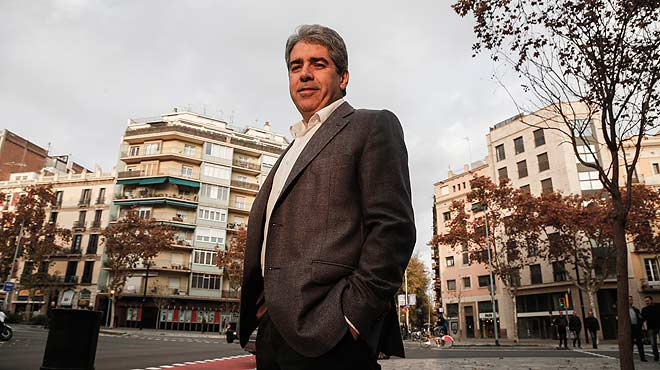"""Francesc Homs: """"No descarto la independència sense acord amb l'Estat"""""""