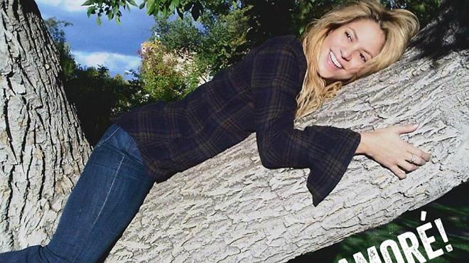 Shakira dedica 'Me enamoré' a Piqué i als seus fills