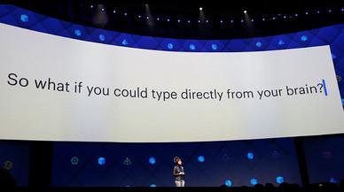 Facebook flirteja amb la telepatia: escoltar amb la pell, escriure amb el cervell