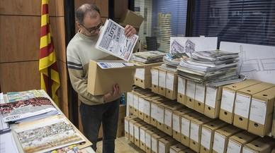 El archivo histórico de la FAVB será catalogado y preservado en la UB