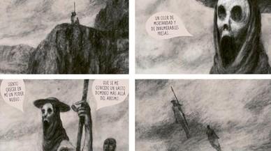 Pablo Auladell guanya el Nacional de Còmic per 'El paraíso perdido'