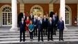 Méndez de Vigo s'asseu per primera vegada a la taula del Consell de Ministres
