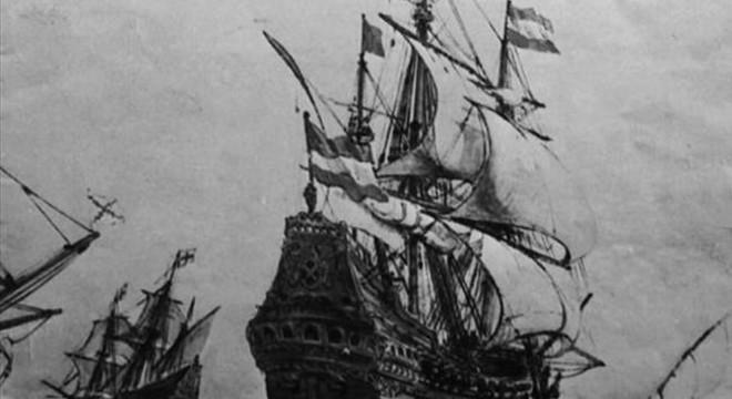 Trobat davant les costes de Colòmbia un galió espanyol carregat d'or