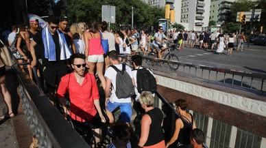 El acceso al metro de la Barceloneta por fin tendrá escaleras mecánicas