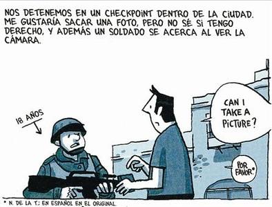 Periodismo en viñetas