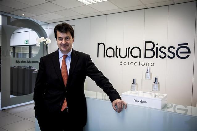 La empresa de cosmética de lujo Natura Bissé mira a China