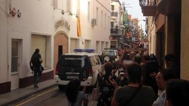 Un juez investiga a un colegio catalán por incitar al odio contra la Guardia Civil