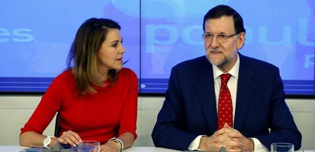 Rajoy pide tranquilidad al PP