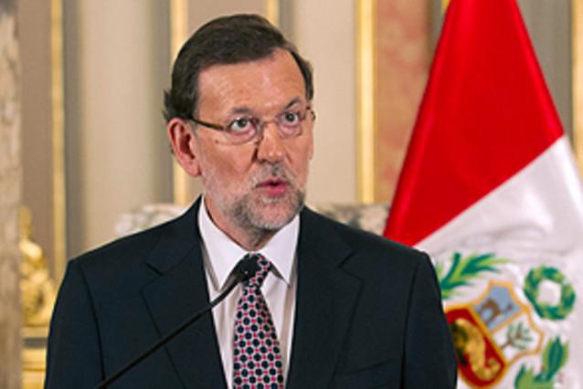 """Rajoy se refiere al Ejecutivo de Ollanta Humala como el """"Gobierno cubano"""""""