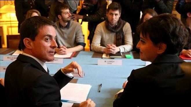 Valls anuncia un pla de 500 milions d'euros per a la inserció laboral dels joves
