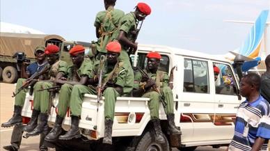 La violència omple de sang el cinquè aniversari de la independència del Sudan del Sud